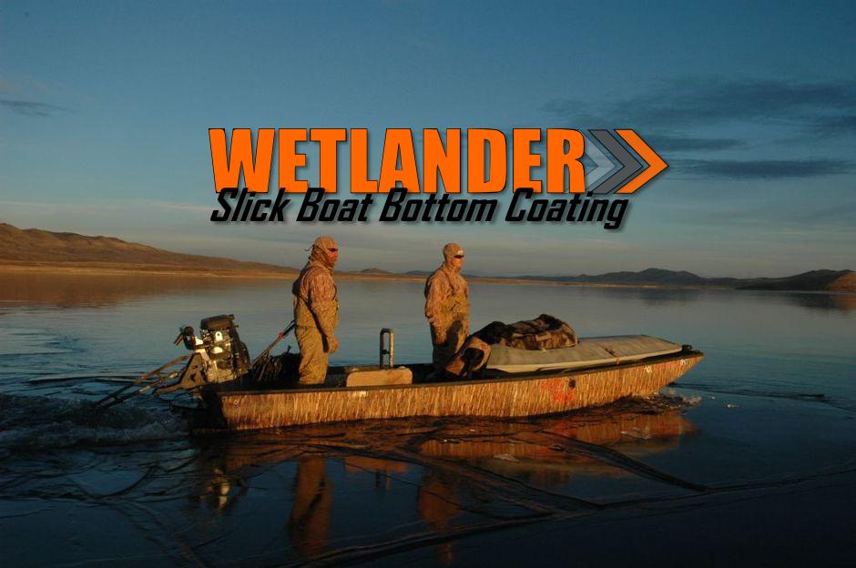 Wetlander on Widowmaker Mudboats